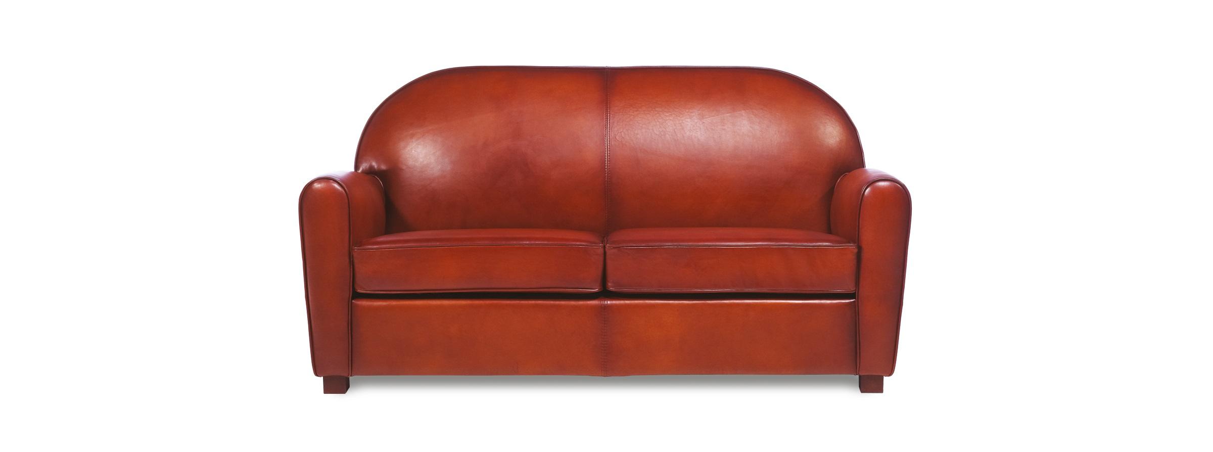 Neology-CLAYTON-canapé-cuir-pleine-fleur-convertible-made-in-france-petit-encombrement-personnalisable