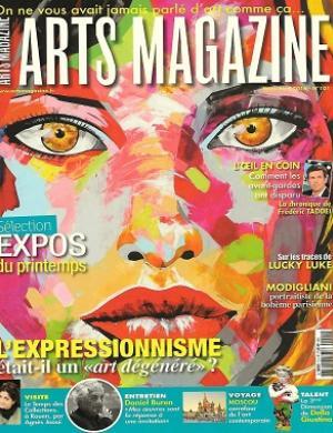 Arts Magazine 2016-03: Le Newton