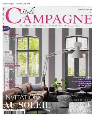 Style Campagne - Mars-Avril 2016 - Clubs